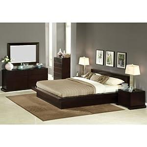 zurich 5 piece bedroom set by lifestyle