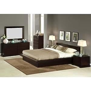 Amazon Bedroom Set Amazon Com Zurich 5 Piece Bedroom Set