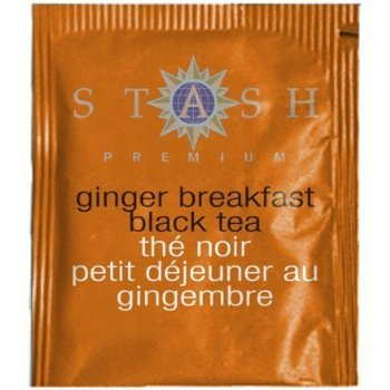 Ginger Breakfast Black Tea