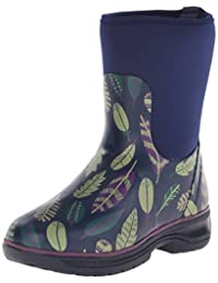 Western Chief Women's Feather Frolic Rain Boot
