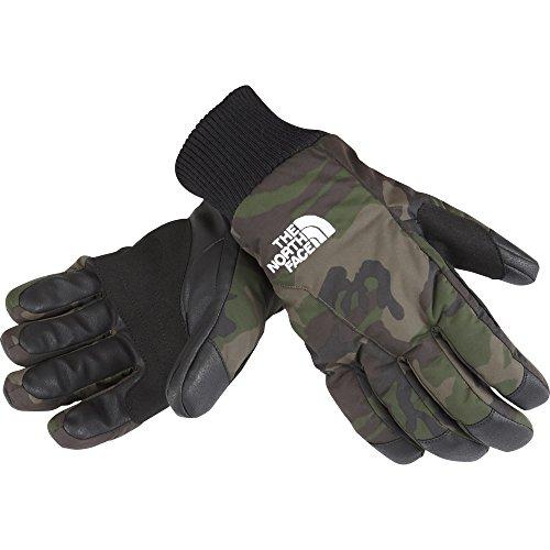 THE NORTH FACE(ノースフェイス) スノー グローブ フェイキー グローブ 防水 メンズ レディース Lサイズ ウッドランドカモ fakie-glove-L-NN61415-WS