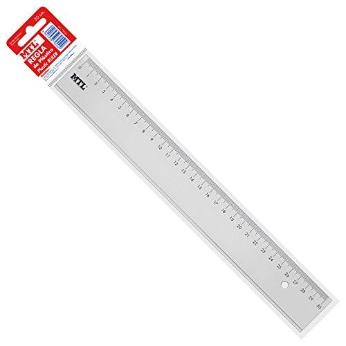 MTL 79550 - Regla, 30 cm