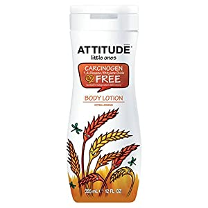 Actitud Eco Kids hipoalergénico Body Lotion 355ml de Attitude