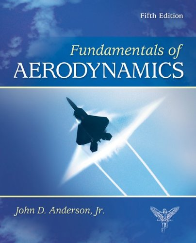 Fundamentals of Aerodynamics (Mcgraw Hill Series in...