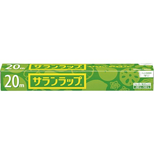 Saran Wrap(Plastic Food Wrap), 11.8 Inches X 65.6 Feet Roll(Pack Of 5)[Japan Import]