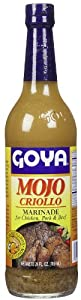 Goya Mojo Criollo Marinade, 24-Ounce Bottle (Pack of 2)