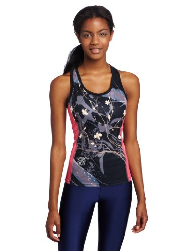 Buy Low Price Primal Wear Women's Sakura Shirt, Black, Small (SAK1J72W)