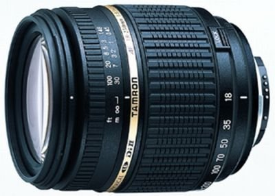 Tamron AF 18-250mm F3.5-6.3 Di II LD Aspherical (IF) Macro Nikon