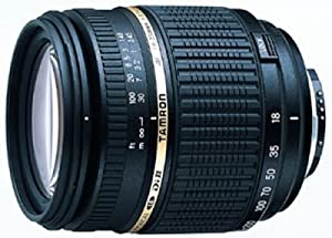 Tamron AF 18-250mm F/3.5-6.3 Di-II LD Aspherical (IF) Macro Zoom Lens for Sony Alpha Digital SLR Cameras