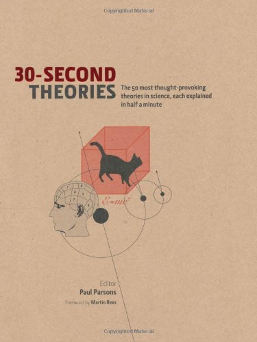 30-second Theories: The 50 Most Thought-provoking Theories in Science: The 50 most thought-provoking theories in science, each explained in half a minute