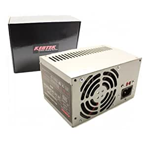 Kentek 300 Watt 300W ATX Power Supply Replacement upgrade for Dell Dimension B110,1100,2200,2300,2350,2400,2450,3000,4300,4400,4500,4550,4600,8200,8250,8300,optiplex 170l,gx50,gx60,gx240,gx150,poweredge 400sc,600sc,workstation 210,220,340,350,400,smartstep 100d,150d,4g456,2n333,k2583,k2946,0k2946,0k2583,h2678,0n380,n2286,h2678,hp-2507fw,hp-p2507f3cp,hp-p2507f3c,hp-p2507f3b,hp-p1457f3,dlp2507f3b,dlp2507f3cp KENTEK Brand Power Supply