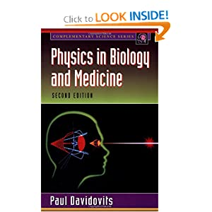 Physics in biology and medicine paul davidovits download