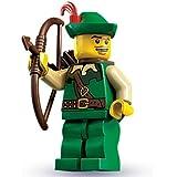 LEGO 8683 Minifigures Series 1 - Forestman Archer