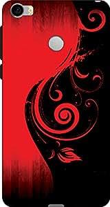 John Richard Printed Back Cover For Xiaomi mi max ARTICLE-42461