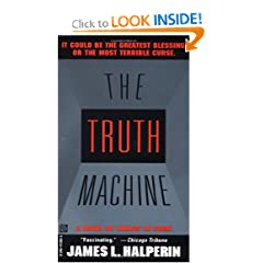 Truth Machine by James Halperin