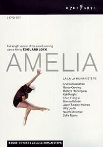 Lalala Human Steps - Amelia (2 DVDs)