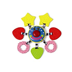 Manhattan Toy Whoozit Squeak and Teeth
