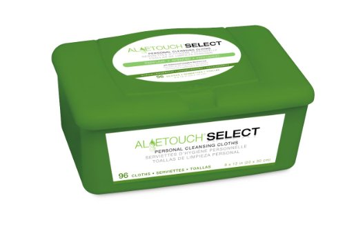 Aloetouch Wipes - Scented - 6 Packs Per Case - Model Msc263712 front-750599