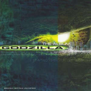 MP3 • [MULTI]GODZILLA-the album(VA)[pop rock](1998)mp3