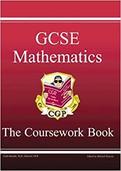 gcse maths coursework books Cgp write and sell great value revision guides and study books for uk schools the educational books cover a-level, gcse, ks3, ks2 and.