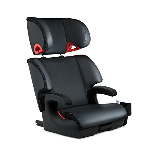 Clek OOBR Special Edition Leather Full Back Booster Seat, Cooper