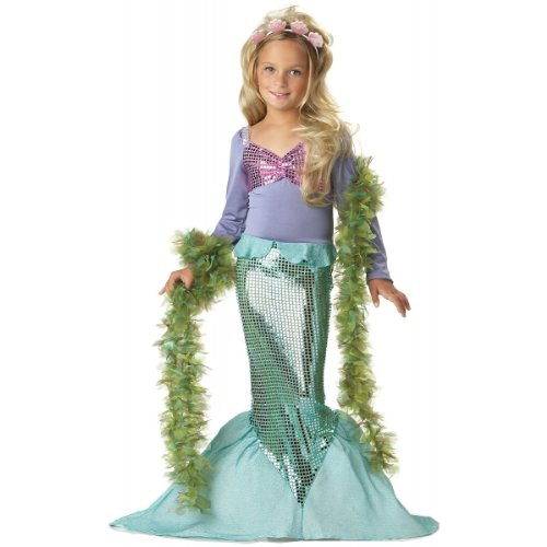 Little Mermaid Costume - Medium