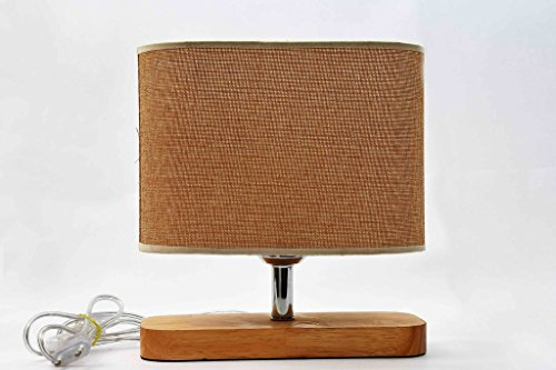 Lightspro Table Lamp - (1 Piece, Brown)