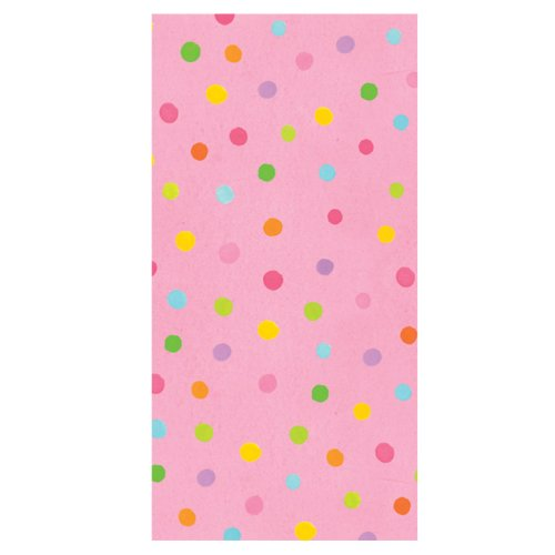 Pink Dots Cello Bags Party Accessory - 1