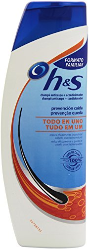Head & Shoulders Champu H&S 360 Ml Todo En Uno Anticaida 360 ml