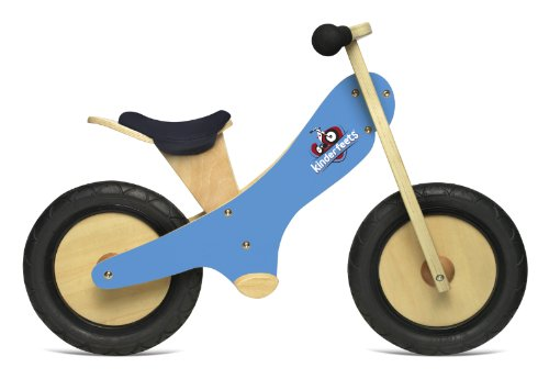Big Save! Kinderfeets Chalkboard Balance Bike - Eco Friendly Forest Stewardship Council Certified