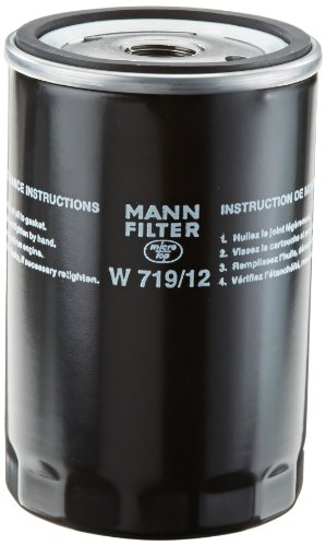 Mann-Filter W 719/12 Spin-on Oil Filter