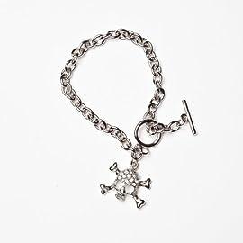 Charm Bracelet - Skull
