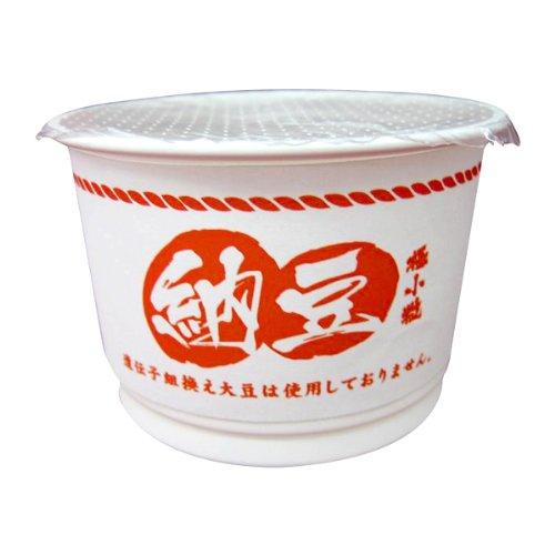 [お店のための] 朝食に! カップ納豆 (極小粒) 20g×48個【冷凍】