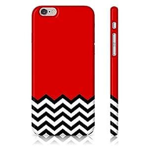 StyleStuffs red navy Apple iphone 7Plus Case