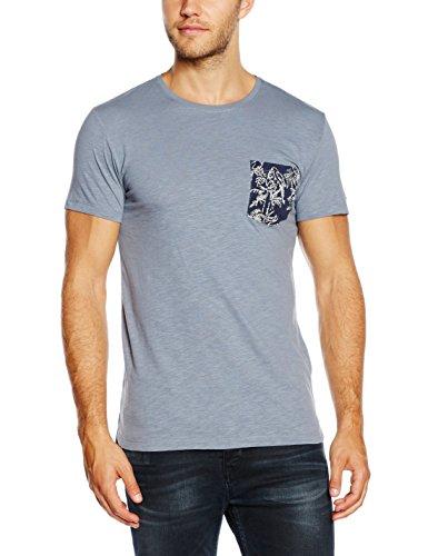 ESPRIT -  T-shirt - Maniche corte  - Uomo Grigio Grigio (Medium Grey) X-Large