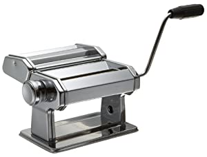 Stainless Steel High Quality Pasta Maker Machine by Imperial Home