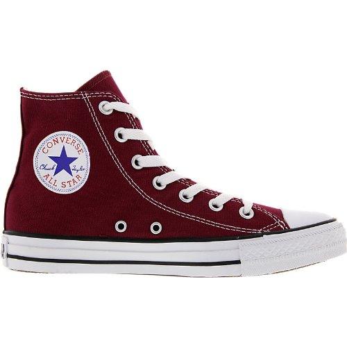 Converse Chuck Taylor High Chucks bordeaux M9613 Size: UK 10,5