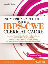 Numerical Aptitude for IBPS - CWE Clerical Cadre