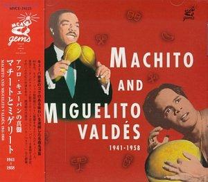 Machito & Miguelito Valdes - 1941-58 - Amazon.com Music