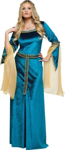 Costumes for all Occasions FW122774SM Renaissance Princess Adlt Sm