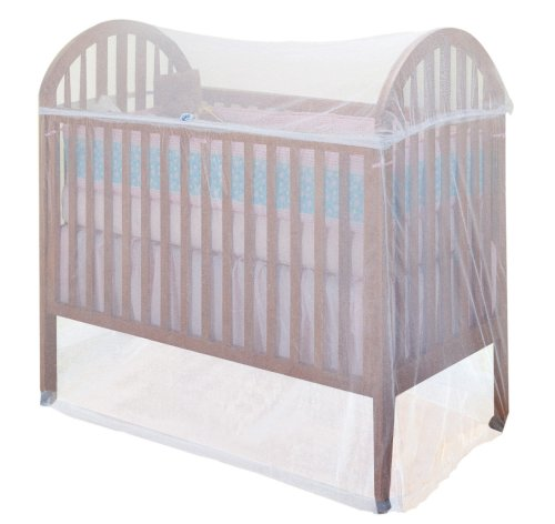 Tots In Mind Baby's Two Piece Bug Net System 1 white
