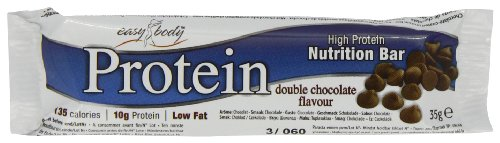 Easy Body Protein 35 g Chocolate High Protein Snack Bars - Box of 24