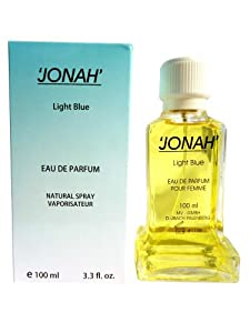 Jonah Light Blue Parfüm Lucien George 100ml Eau de Parfum