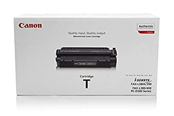 Canon Fax L 380 S - Original Canon 7833A002 / CARTRIDGE T - Cartouche de Toner Noir - 3500 pages