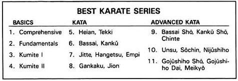 Best Karate, Vol.1: Comprehensive: Comprehensive Vol 1