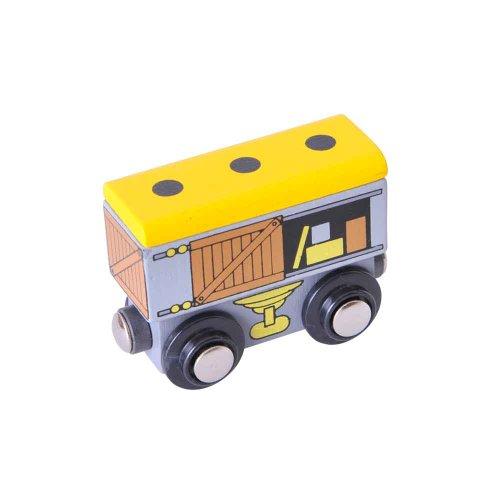 Bigjigs Rail BJT402 Goods Wagon