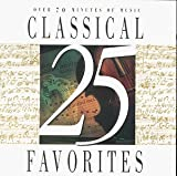 Music - 25 Classical Favorites