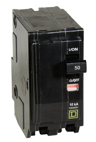 Square D Co. QO250CP Circuit Breaker