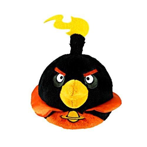 Imagen de Angry Birds espacio de 12 pulgadas con sonido Pájaro Negro
