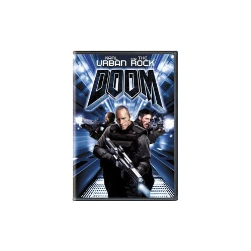Doom Karl Urban, Dwayne The Rock Johnson, Rosamund Pike